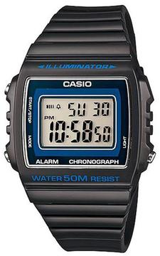 Casio W-215H-8AV Women's Classic Watch
