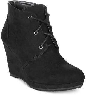 Style&Co. Alaisi Lace-up Booties Shoes.