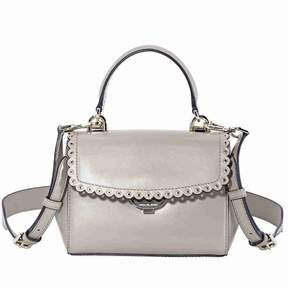 Michael Kors XS Leather Crossbody- Truffle - ONE COLOR - STYLE