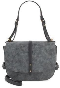 Front Flap Saddle Bag