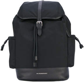 Burberry utility drawstring backpack