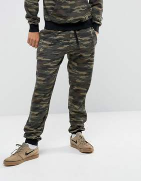Antioch Skinny Fit Camo Joggers