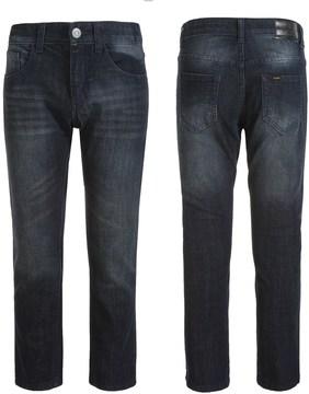 Lee Stretch Straight-Leg Denim Jeans (For Big Boys)