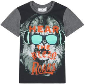Philipp Plein Graphic T-shirt - Eureka
