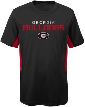 NCAA Boys 8-20 Georgia Bulldogs Mainframe Performance Tee