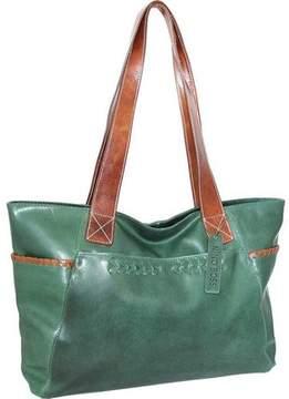 Nino Bossi Destiny Leather Tote Bag (Women's)