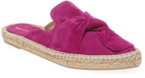Saks Fifth Avenue Women's Ultraviolet Suede Espardrilles