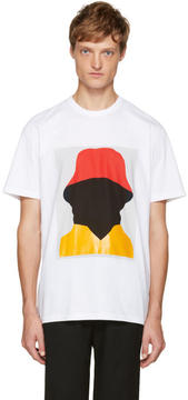 Marni White Ekta Edition T-Shirt