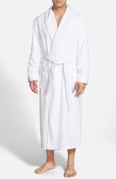 Majestic International Men's Fleece Lined Robe