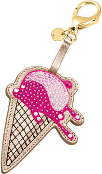 Swarovski No Regrets Ice Cream Bag Charm, Multi-colored, Mixed plating
