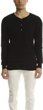 3.1 Phillip Lim Incomplete Waffle Henley
