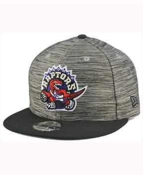 New Era Toronto Raptors Blurred Trick 9FIFTY Snapback Cap