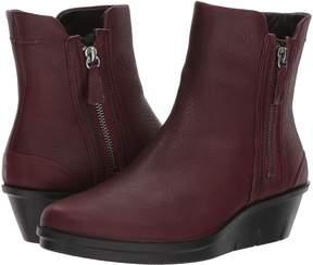 Ecco Skyler Wedge Boot Women's Boots