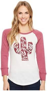 Ariat Cactus Tee Women's Long Sleeve Pullover