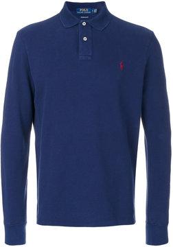Polo Ralph Lauren classic long-sleeved polo shirt