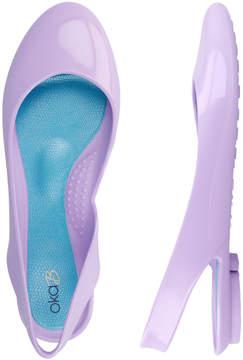 OKA b. Lilac Brooke Ballet Flat - Women