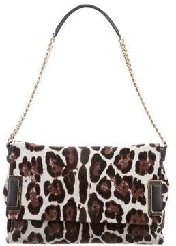 Jimmy Choo Ally Ponyhair Bag