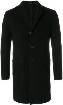 Daniele Alessandrini single-breasted coat