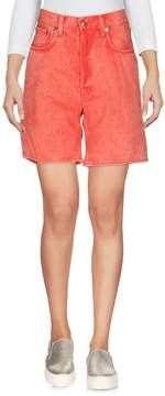 (+) People Denim bermudas