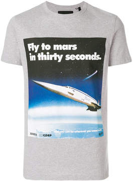 Blood Brother Mars T-shirt