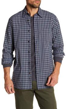 Joe Fresh Plaid Standard Fit Shirt