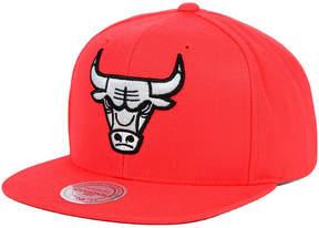 Mitchell & Ness Chicago Bulls Team Snapback Cap
