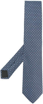 HUGO BOSS patterned tie
