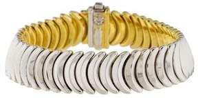 Chimento 18K Diamond Reversible Link Bracelet