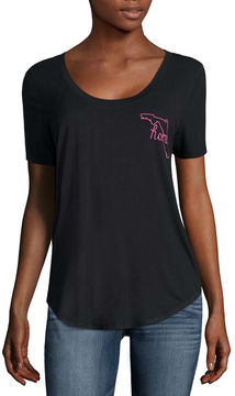Fifth Sun Florida Graphic T-Shirt- Juniors