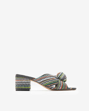 Express Knotted Slide Sandals