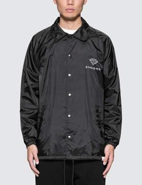 Diamond Supply Co. Futura Sign Coach Jacket