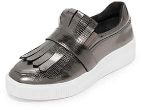 Steven Annalee Platform Slip On Sneakers