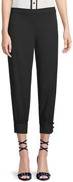 Supply & Demand Women's Side-Split Tailored Sweatpants
