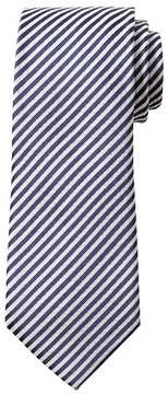 Banana Republic Seersucker Silk-Cotton Tie