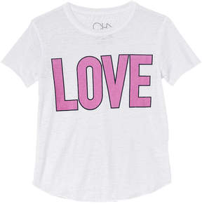 Chaser Girls' Love T-Shirt