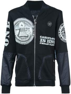Philipp Plein Cash is King jogging jacket