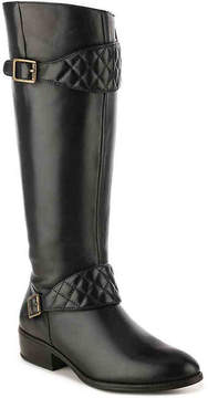 Lauren Ralph Lauren Women's Meveah Riding Boot