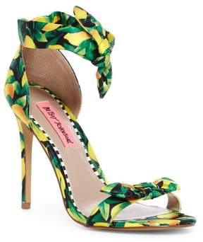 Betsey Johnson Hartley Ankle Strap Sandal
