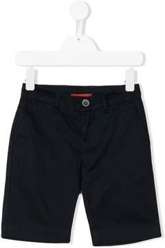 Paolo Pecora Kids classic chino shorts