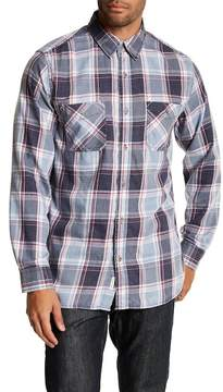 Weatherproof Brushed Flannel Shirt