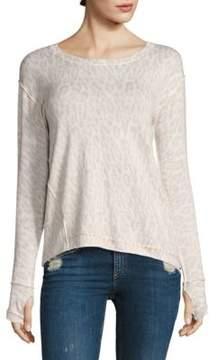 Generation Love Alexa Leopard Sweater