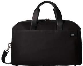Jack Spade Waxwear Overnight Bag Duffel Bags