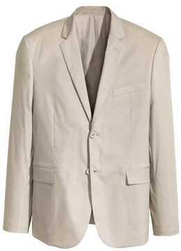 H&M Cotton-blend Blazer Slim fit