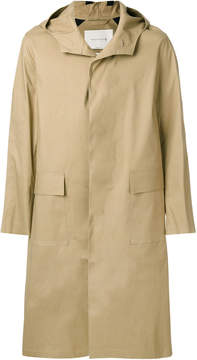 MACKINTOSH long hood coat