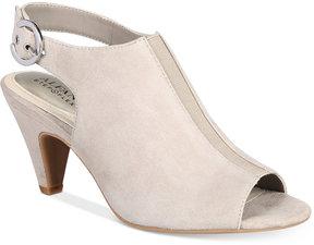 Alfani Women's Jalenne Slingback Shooties, Created for Macy's Women's Shoes