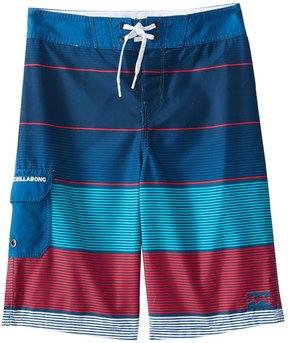 Billabong Boys' All Day OG Stripe Boardshort (Big Kid) 8167315