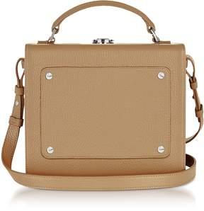 Meli-Melo Light Tan Leather Art Bag