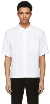 Faith Connexion White Vintage Shirt