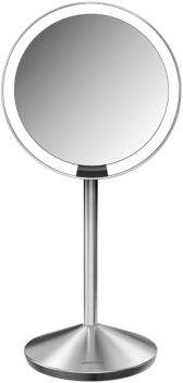 Simplehuman 10X Sensor Travel Mirror