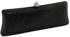 Women's J. Furmani 50074 Hardcase Shiny Clutch